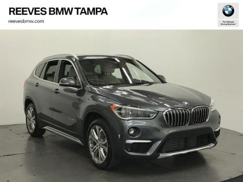 New BMW X1 xDrive28i Sports Activity Vehicle