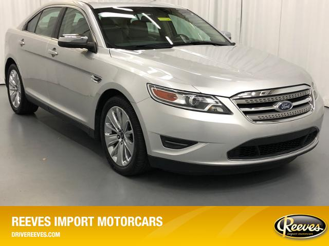 Pre-Owned 2012 Ford Taurus 4dr Sdn Limited FWD
