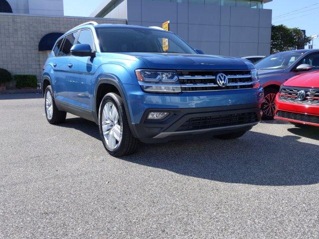 Pre-Owned 2019 Volkswagen Atlas 3.6L V6 SE w/Technology FWD