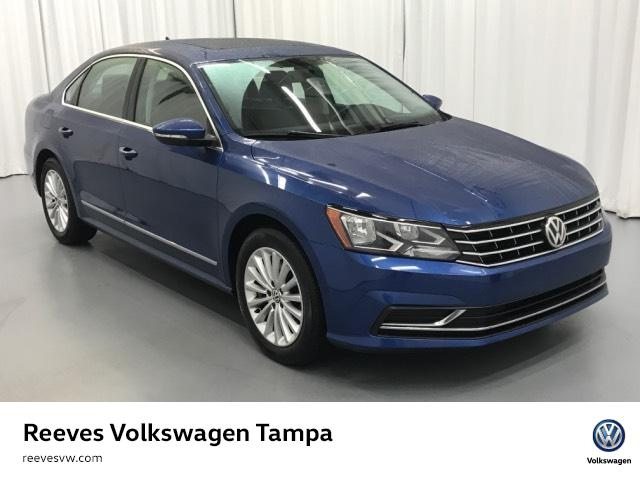 Certified Pre-Owned 2016 Volkswagen Passat 4dr Sdn 1.8T Auto SE PZEV