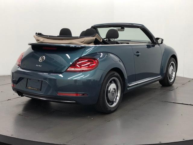New 2018 Volkswagen Beetle Coast Auto Convertible In Tampa 185147 Reeves Import Motorcars