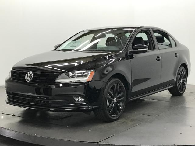 New 2018 Volkswagen Jetta 1 8t Se Sport Auto 4dr Car In