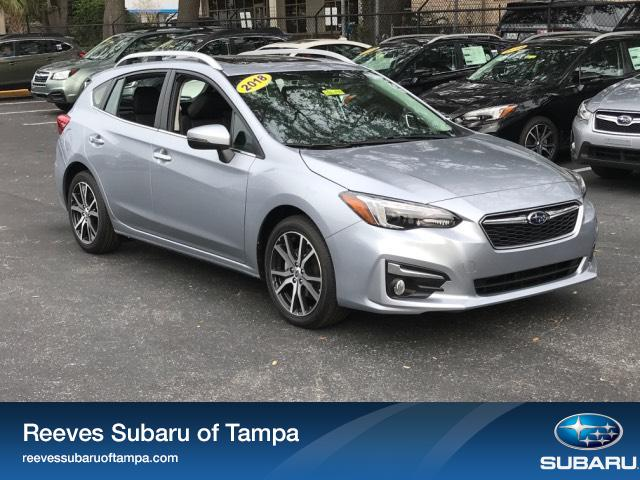 New 2018 Subaru Impreza 2.0i Limited 5-door CVT & New 2018 Subaru Impreza 2.0i Limited 5-door CVT 4dr Car in Tampa ...
