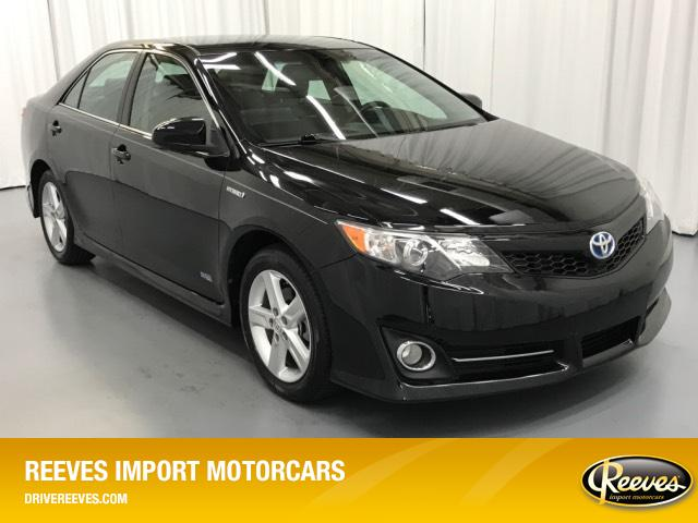 Pre-Owned 2014 Toyota Camry Hybrid 2014.5 4dr Sdn SE Limited Edition