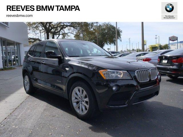 Pre-Owned 2014 BMW X3 AWD 4dr xDrive28i