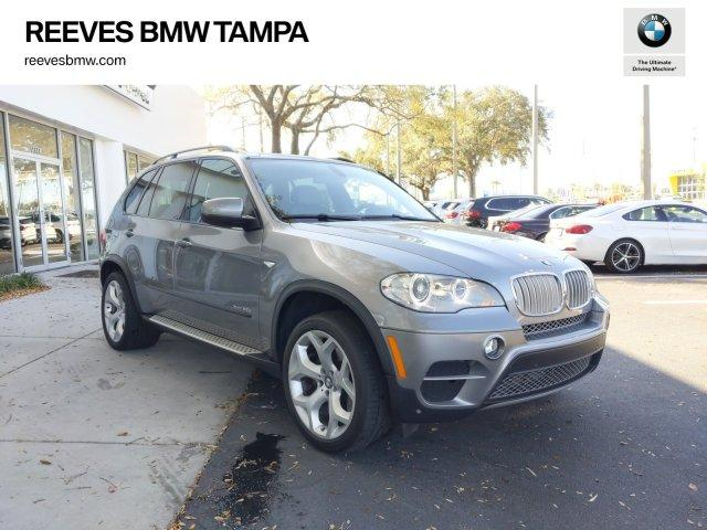 Pre-Owned 2012 BMW X5 AWD 4dr 35d