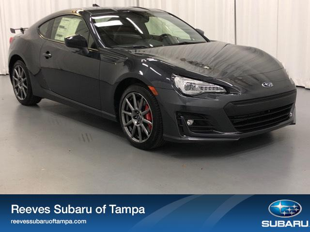 New 2019 Subaru BRZ Limited Manual