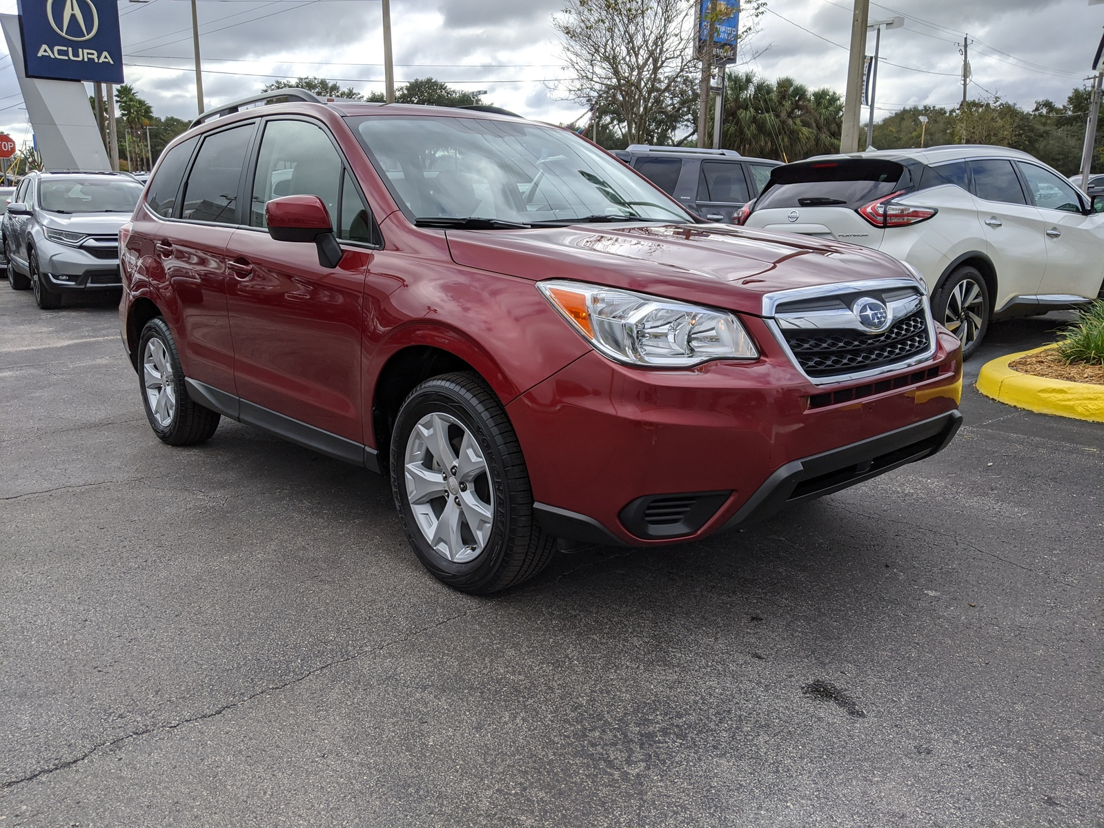 Certified Pre-Owned 2016 Subaru Forester 4dr CVT 2.5i Premium PZEV