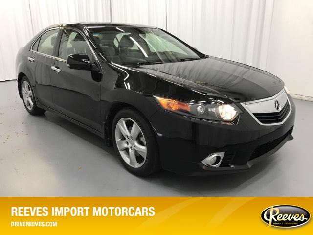 Pre-Owned 2011 Acura TSX 4dr Sdn I4 Auto