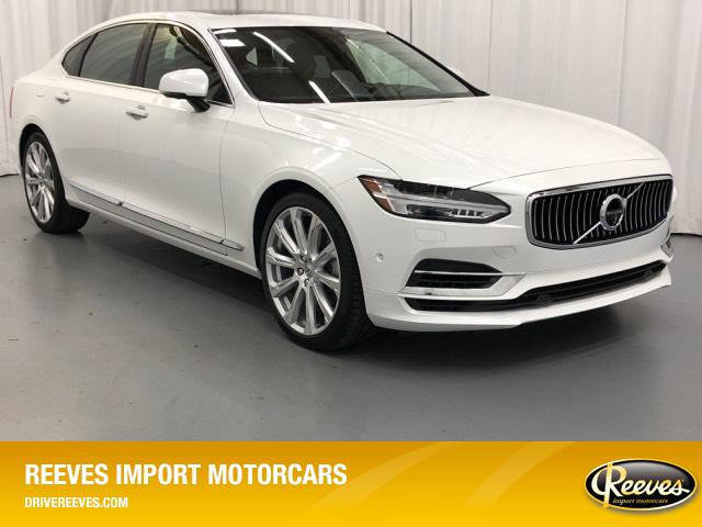 Pre Owned 2018 Volvo S90 T8 Eawd Plug In Hybrid Inscription