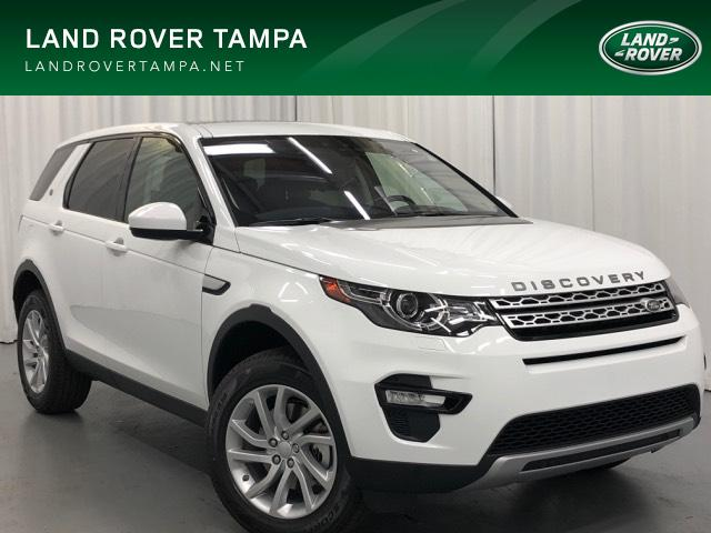 New 2019 Land Rover Discovery Sport HSE 4WD