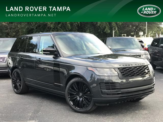 New 2019 Land Rover Range Rover V6 Supercharged Hse Swb Sport