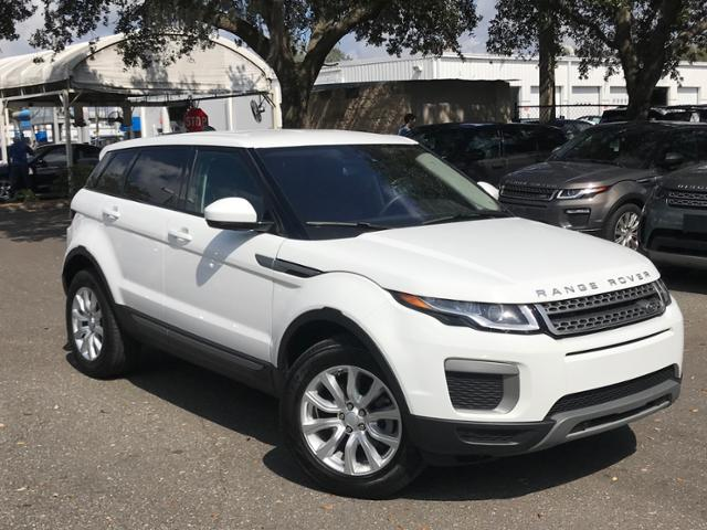 Certified Pre-Owned 2017 Land Rover Range Rover Evoque 5 Door SE