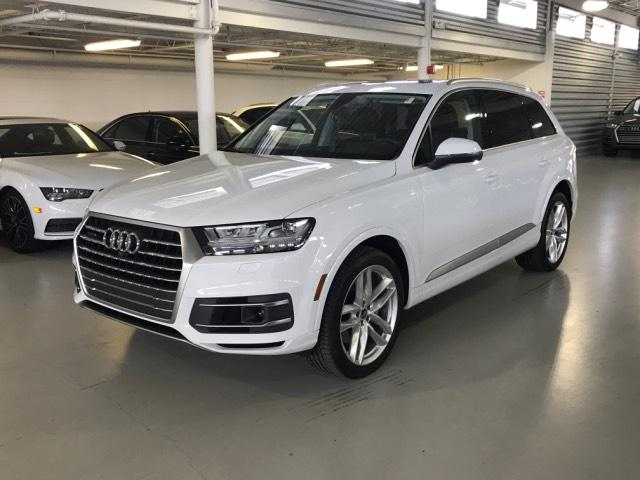 pre owned 2018 audi q7 3 0 tfsi prestige sport utility in tampa lp33075 reeves import motorcars. Black Bedroom Furniture Sets. Home Design Ideas