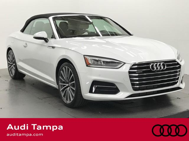 2018 audi a5 convertible. unique convertible new 2018 audi a5 cabriolet 20 tfsi prestige with audi a5 convertible