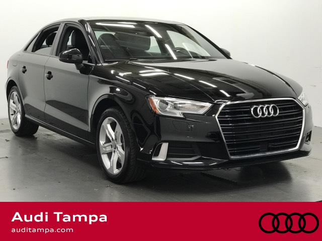 certified pre owned 2017 audi a3 2 0 tfsi premium fwd 4dr car in tampa lp32420 reeves import. Black Bedroom Furniture Sets. Home Design Ideas