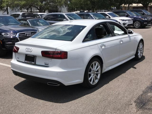 new 2017 audi a6 3 0 tfsi premium plus quattro awd 4dr car in tampa 1174060 reeves import. Black Bedroom Furniture Sets. Home Design Ideas