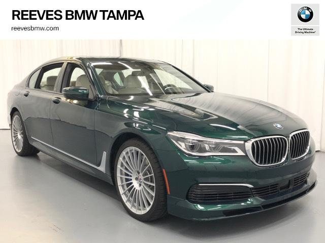 New BMW Series ALPINA B XDrive Sedan Dr Car In Tampa - Alpina bmw