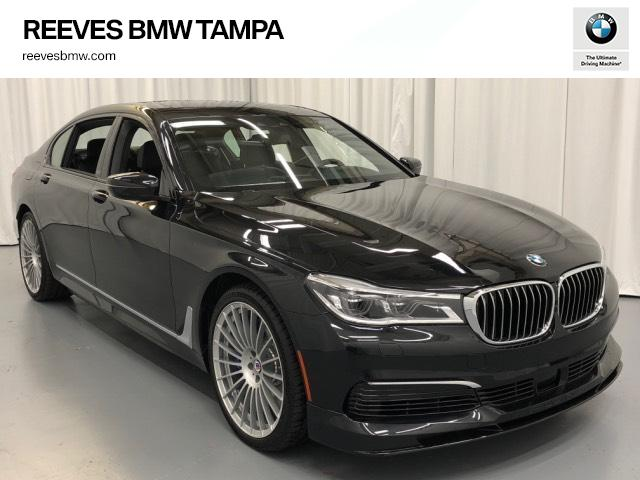 New 2019 Bmw 7 Series Alpina B7 Xdrive Sedan 4dr Car In Tampa