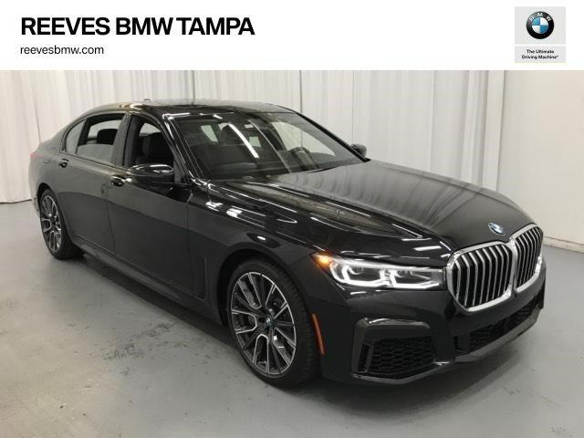 New 2020 BMW 750i xDrive 750i xDrive