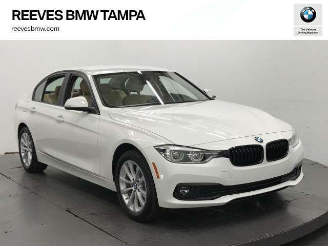 New 2018 Bmw 3 Series 320i Sedan 4dr Car In Tampa 1182292 Reeves