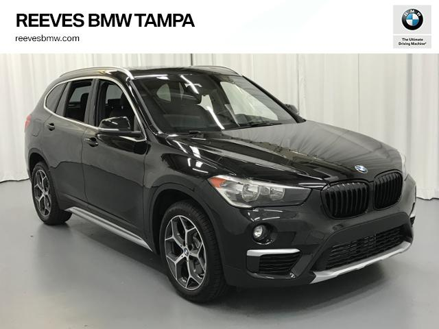 New 2018 BMW X1 sDrive28i Sports Activity Vehicle
