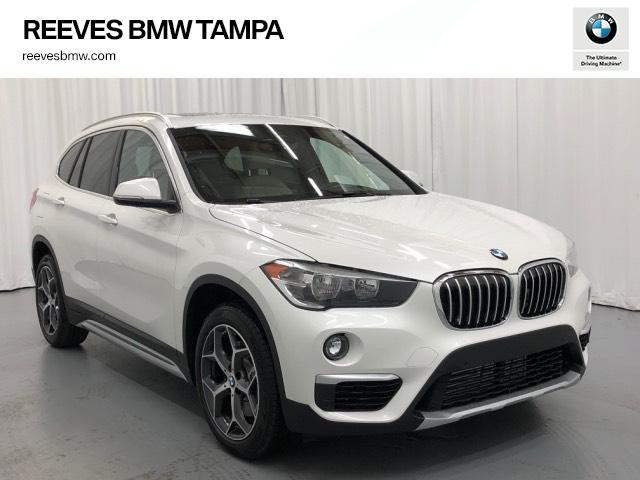 New 2019 BMW X1 sDrive28i Sports Activity Vehicle