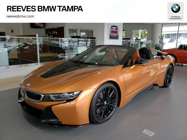 Certified Pre-Owned 2019 BMW i8 Roadster
