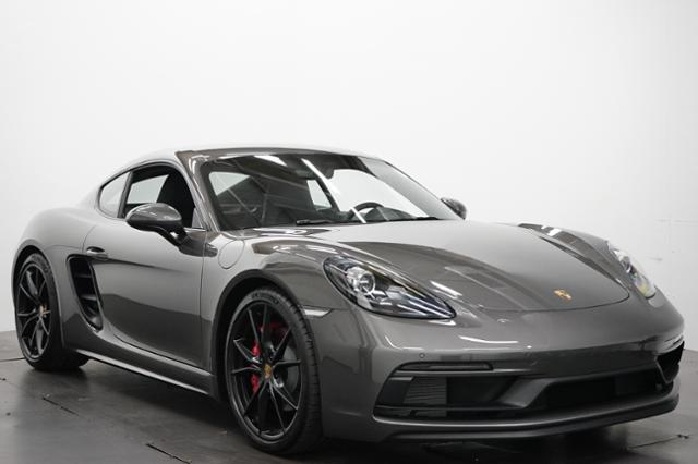 New 2018 Porsche 718 Cayman Gts Coupe 2dr Car In Tampa