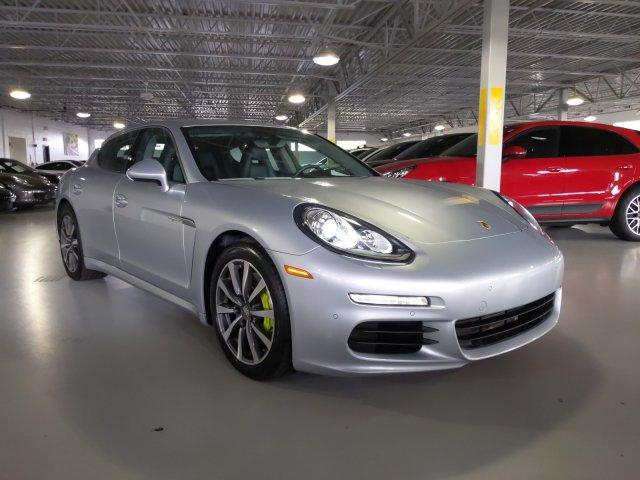 Certified Pre-Owned 2016 Porsche Panamera 4dr HB S E-Hybrid