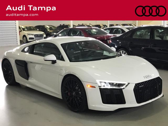 new 2018 audi r8 v10 quattro awd 2dr car in tampa 1184558 reeves