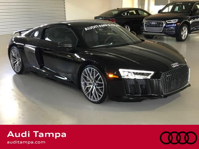 new 2018 audi r8 v10 plus quattro awd 2dr car in tampa 1184244