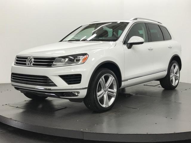 New 2017 Volkswagen Touareg V6 Executive Sport Utility In Tampa 175856 Reeves Import Motorcars