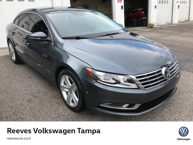 Certified Pre-Owned 2015 Volkswagen CC 4dr Sdn DSG Sport PZEV