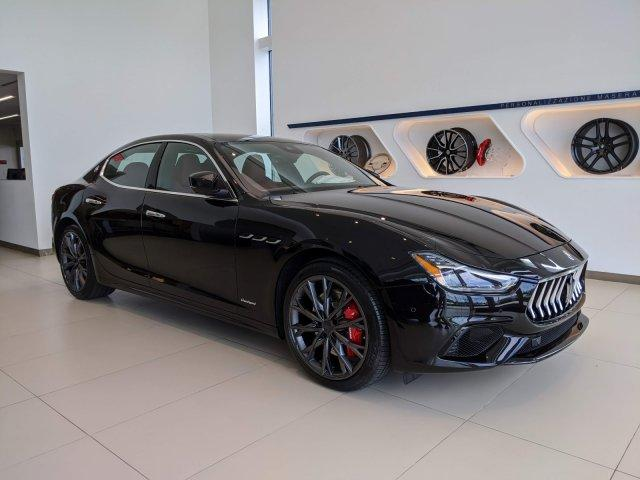 New 2019 Maserati Ghibli S GranSport 3.0L