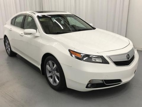 Pre-Owned 2012 Acura TL 4dr Sdn Auto 2WD