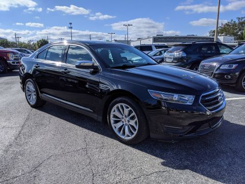 Pre-Owned 2016 Ford Taurus 4dr Sdn Limited FWD