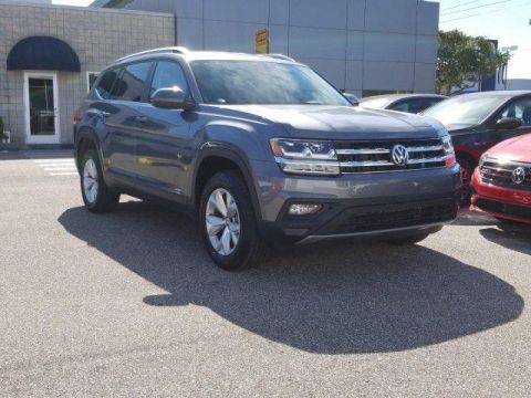 Certified Pre-Owned 2019 Volkswagen Atlas 3.6L V6 SE FWD