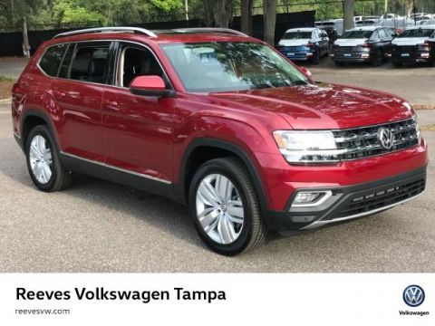 New 2018 Volkswagen Atlas 3.6L V6 SEL Premium 4MOTION AWD