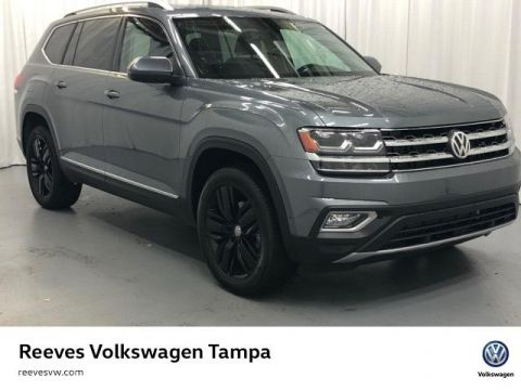 New 2019 Volkswagen Atlas 3.6L V6 SEL Premium 4MOTION AWD