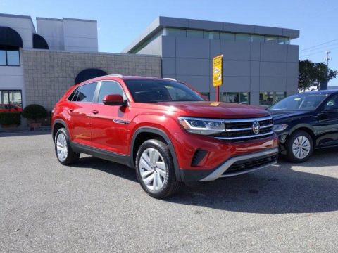 2020 Volkswagen Atlas Cross Sport 2.0T SE w/Technology FWD