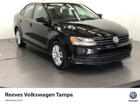 Certified Used Volkswagen Jetta 4dr Auto 2.0L S w/Technology