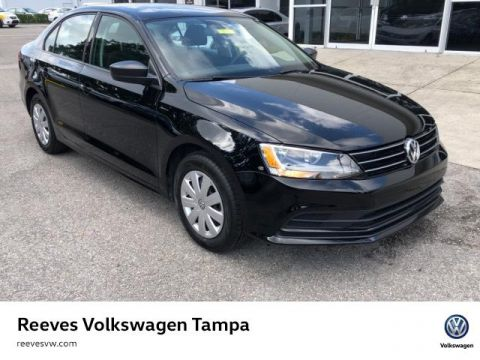 Certified Used Volkswagen Jetta 4dr Auto 2.0L S