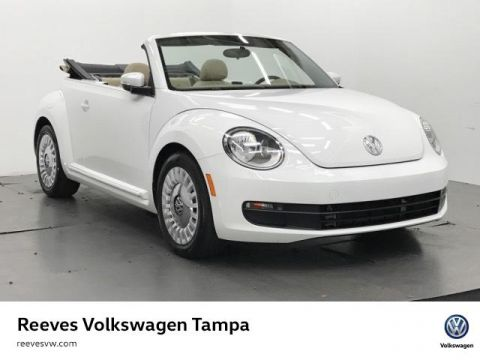 Used Volkswagen Beetle 2dr Auto 1.8T PZEV