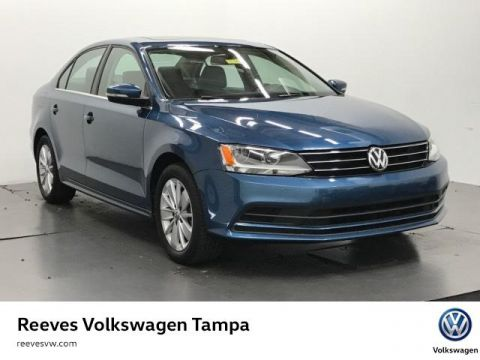 Certified Used Volkswagen Jetta 4dr Auto 1.8T SE w/Connectivity