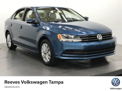 Certified Used Volkswagen Jetta 4dr Auto 1.4T SE w/Connectivity