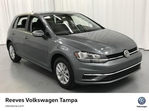 New 2019 Volkswagen Golf 1.4T S Auto