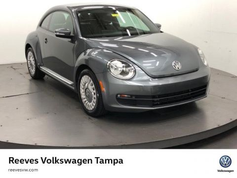 Certified Used Volkswagen Beetle 2dr Auto 1.8T PZEV