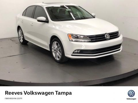 Certified Used Volkswagen Jetta 4dr Auto 1.8T SEL