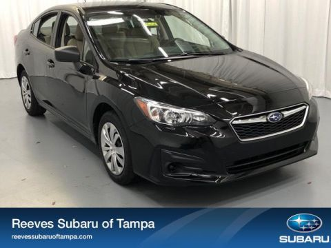 New 2019 Subaru Impreza 2.0i 4-door CVT